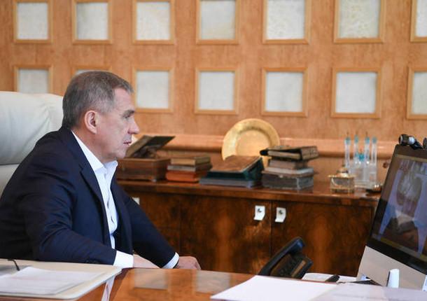 Рабочая группа по сохранению бизнеса создана в Татарстане