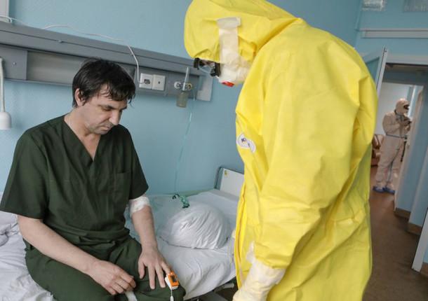 В Татарстане за прошедшие 24 часа было выявлено 43 новых случая COVID-19